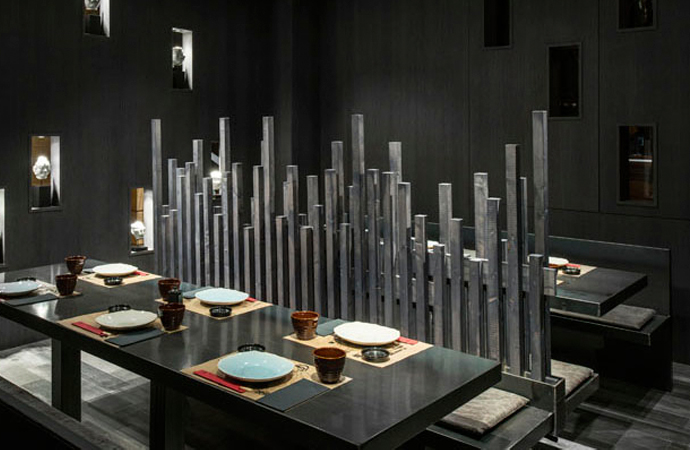 Style by bru sushi gintonics restaurante umo smart - Restaurante umo barcelona ...