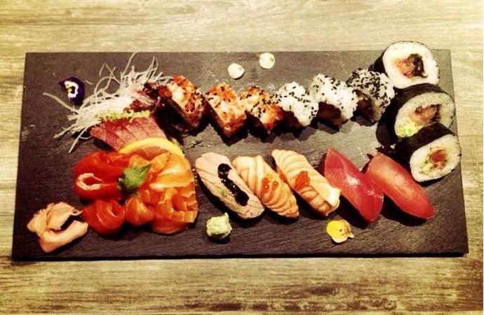 Style by bru sushi gintonics restaurante umo smart shoppingstylebybru - Restaurante umo barcelona ...