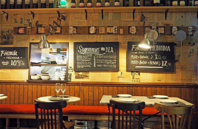 el canalla grupo san telmo restaurante sarria barcelona