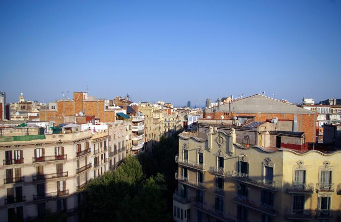 Terrazas Hoteles Barcelona Fabulous Terraza Hotel