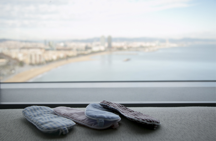 style byb bru blog marta maria vicky bargallo pijamas w barcelona hotel 00