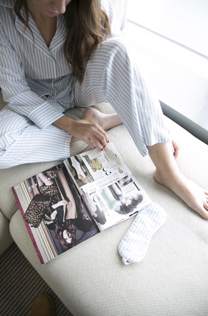 style byb bru blog marta maria vicky bargallo pijamas w barcelona hotel 10