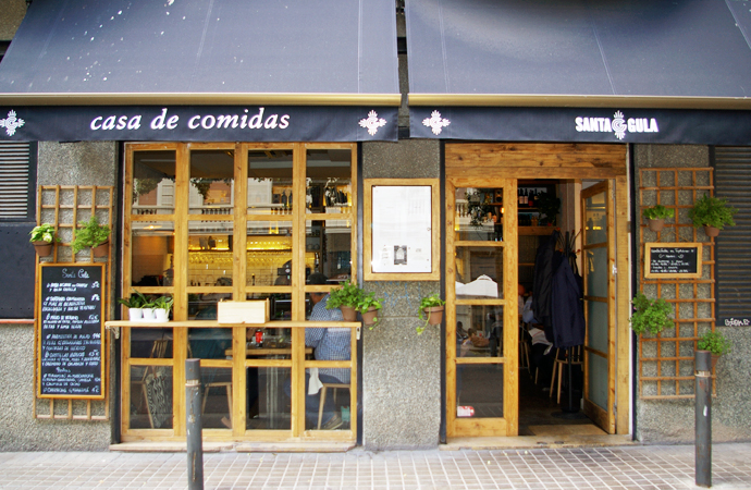 Santa gula stylebybrustylebybru - Restaurante materia prima sant cugat ...