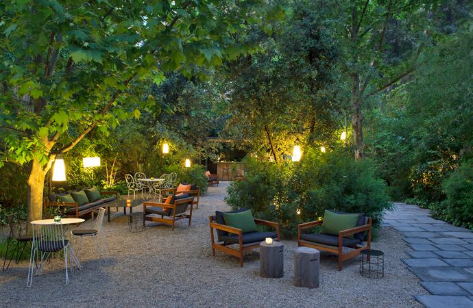 El jard n del alma stylebybrustylebybru for Hotel el jardi barcelona