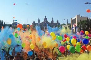 The Color Run by Skittles / Barcelona 2016