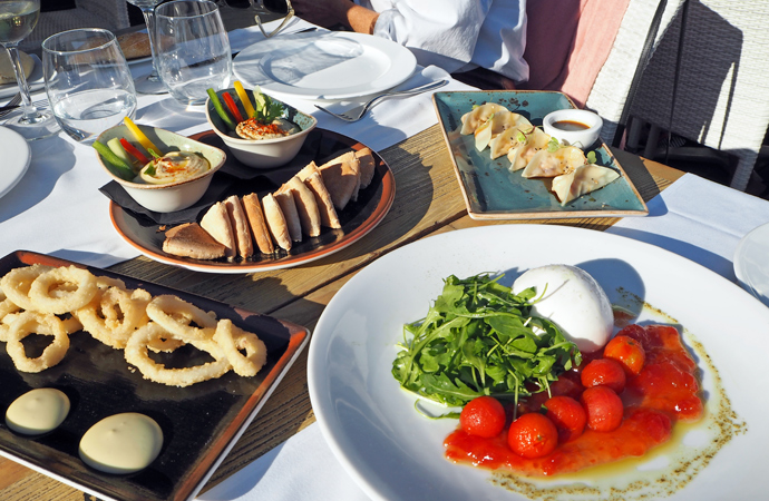 style by bru restaurante pacha barcelona