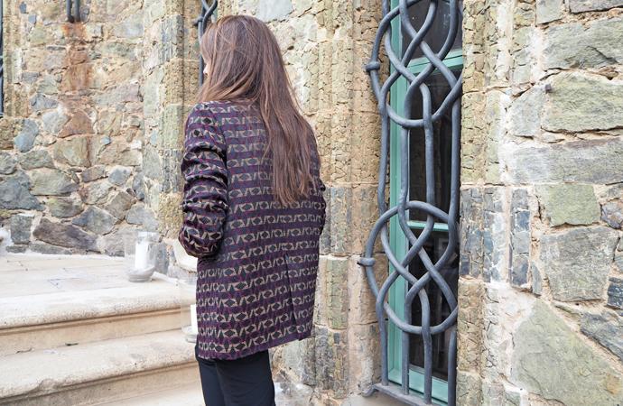 mélange barcelona in blazers we trust